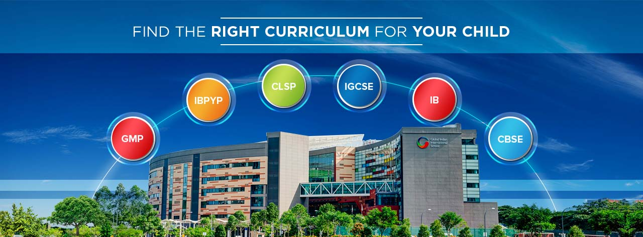 Indian Schools in Singapore - Curricula | GIIS SG